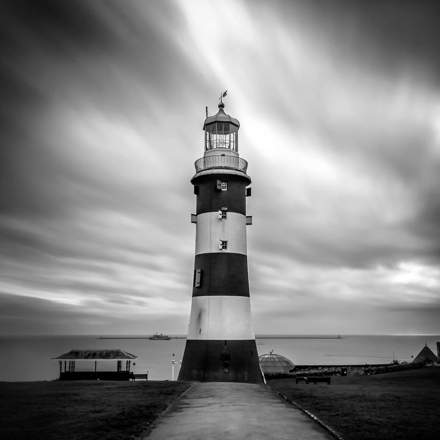 "Smeaton's tower ""Plymouth"""